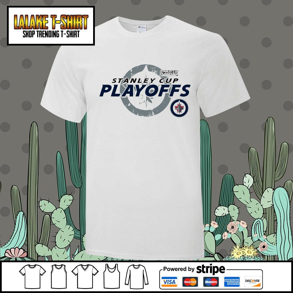 Winnipeg Jets 2021 Stanley Cup Playoffs Bound Turnover Pullover shirt