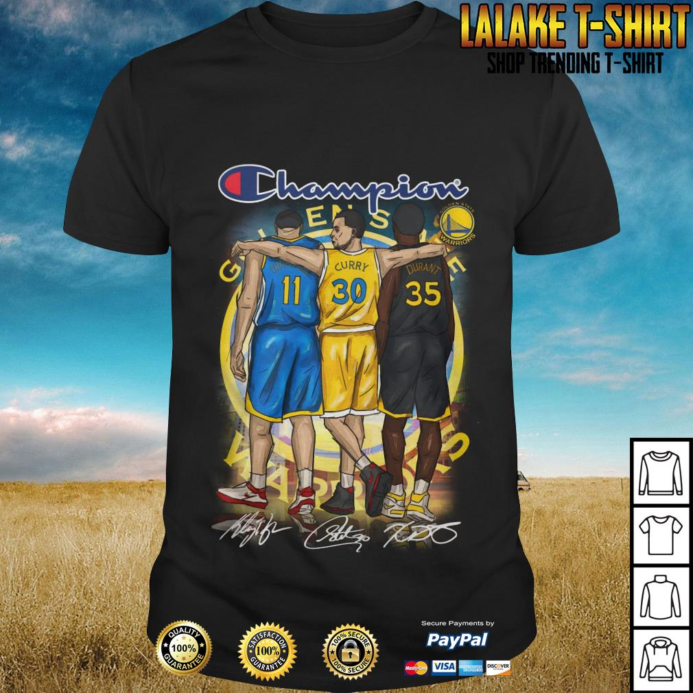 wholesale dealer f1916 700c1 Golden States Warriors Champions Kevin Durant Stephen Curry ...