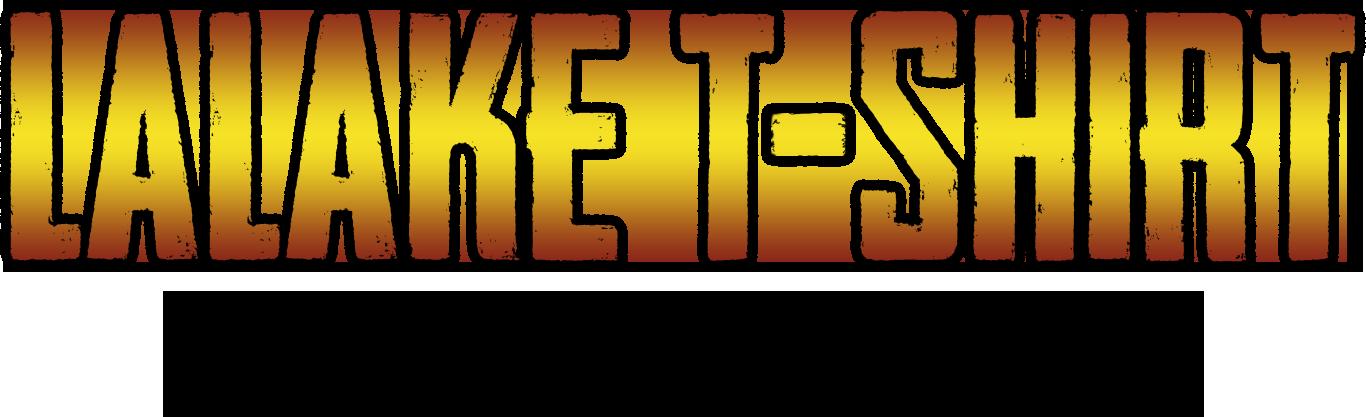 logo lalake t-shirt