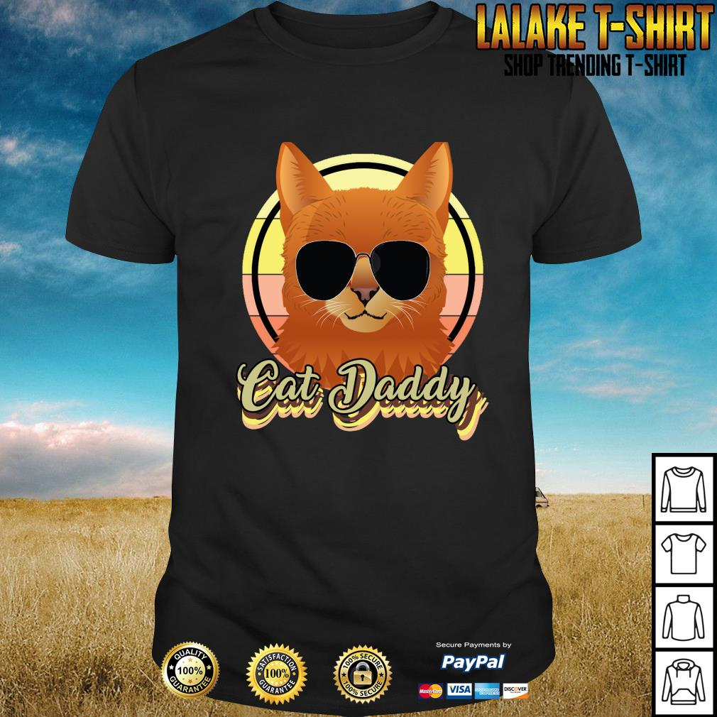 Cat daddy vintage shirt