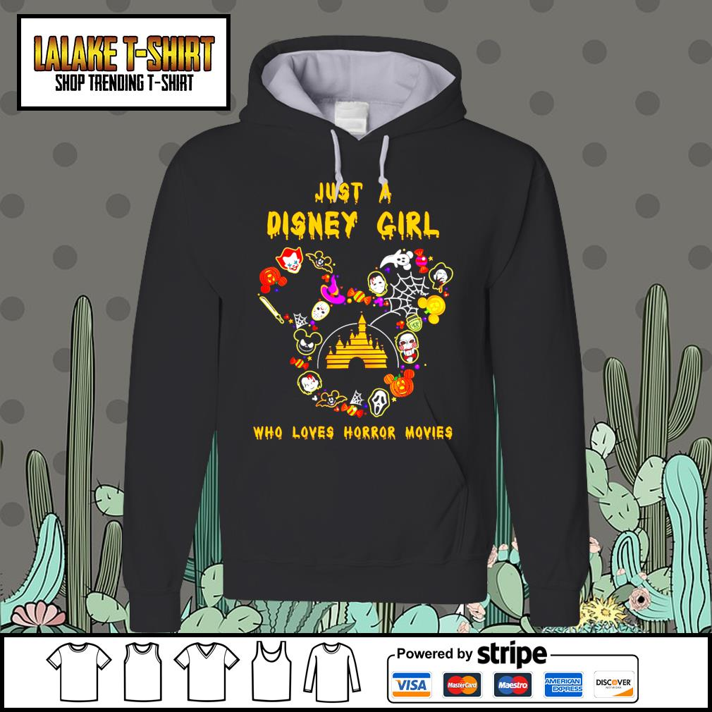 Just a Disney girl who loves Horror movies Halloween s Hoodie