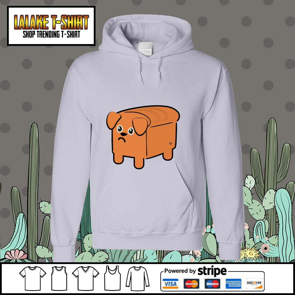 Milk bread dog cute s hoodie