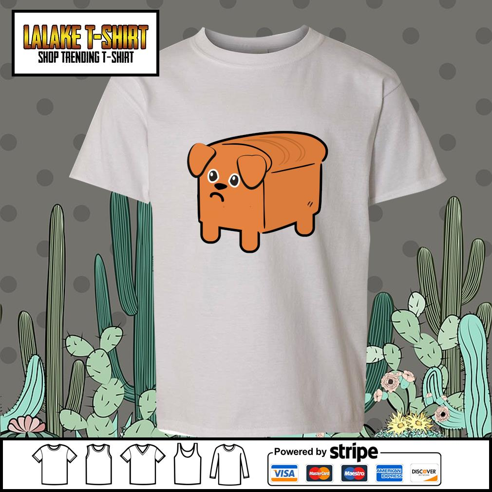 Milk bread dog cute s youth-tee