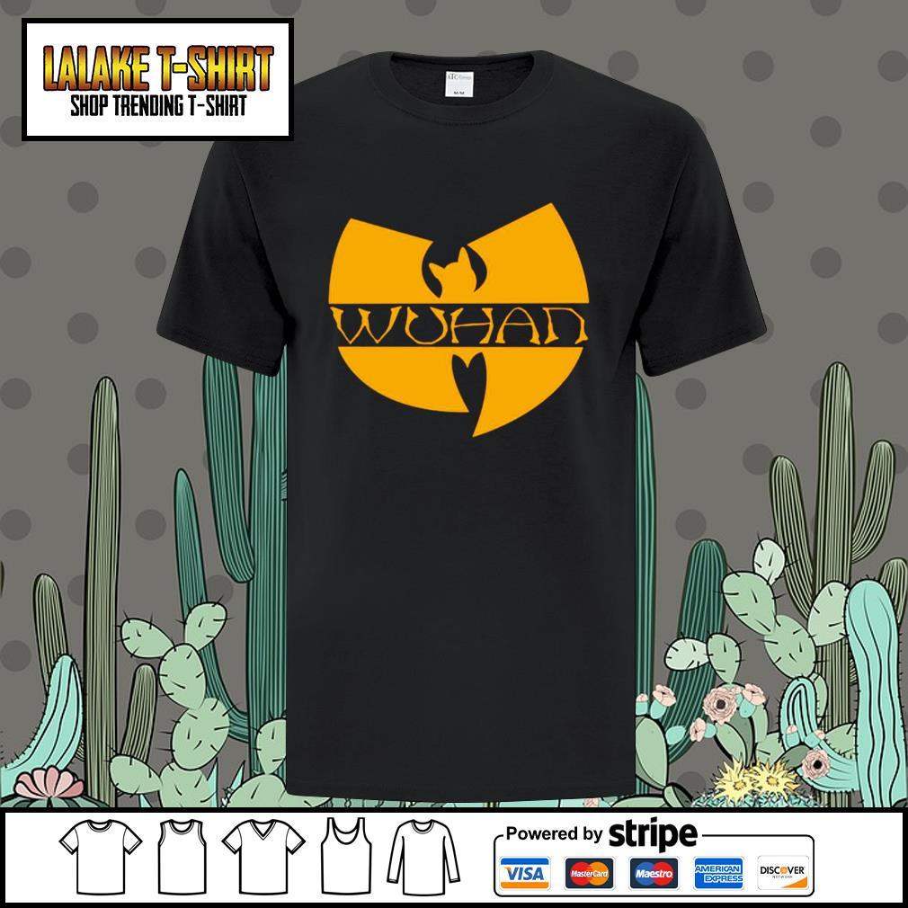 Wu-Tang Wuhan clan shirt